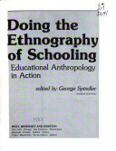 Doing the Ethnography of Schooling