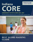 Indiana CORE Assessment Study Guide 2018 2019