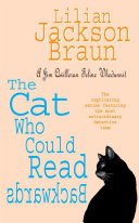 The Cat Who Could Read Backwards  The Cat Who    Mysteries  Book 1