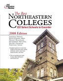 The Best Northeastern Colleges 2008