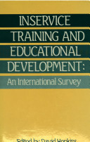 Inservice Training and Educational Development