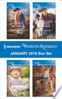Harlequin Western Romance January 2018 Box Set