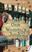 One Woman s Junk Book PDF