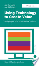 Using Technology To Create Value