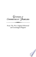 Genealogies of Connecticut Families