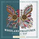 Woodland Creatures Night   Day