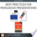 Best Practices for Persuasive Presentations  Collection