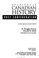 Readings in Canadian History    Post Confederation