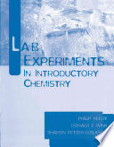 Lab Experiments in Introductory Chemistry