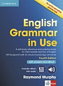 English Grammar in Use  Fourth Edition    Book with Pullout Grammar  Answers and Interactive Ebook