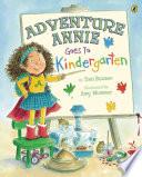 Book Adventure Annie Goes to Kindergarten