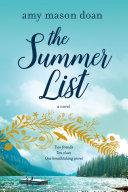 download ebook the summer list pdf epub