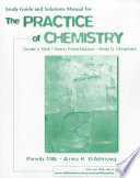 The Practice of Chemistry Study Guide   Solutions Manual