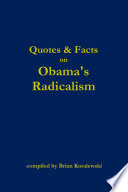 Quotes   Facts on Obama s Radicalism