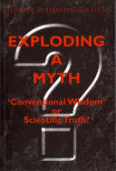 Exploding A Myth : and deeply worried over for...
