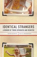 Identical Strangers Book
