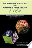 Ebook Probability's Nature and Nature's Probability - Lite Epub Donald E. Johnson Apps Read Mobile
