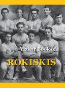 Memorial Book of Rokiskis Book PDF