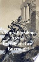 5 Mars   Barsoom novels