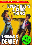 Every Bet's a Sure Thing Pdf/ePub eBook
