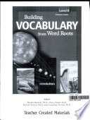 Building Vocabulary  Grade 8  Kit eBook