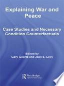 Explaining War And Peace