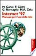 Internet  97  Manuale per l uso della rete