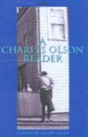 A Charles Olson Reader