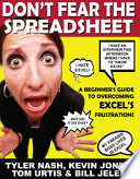 Don t Fear the Spreadsheet