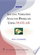 Solving Vibration Analysis Problems Using MATLAB