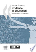 Evidence in Education Linking Research and Policy