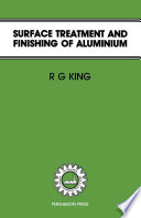Surface Treatment   Finishing of Aluminium