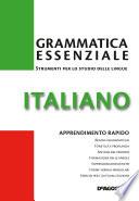 Italiano   Grammatica essenziale