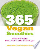365 Vegan Smoothies
