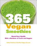 365 Vegan Smoothies Book