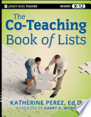 The Co Teaching Book of Lists