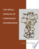 The Small Worlds of Corporate Governance