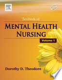 Textbook of Mental Health Nursing, Vol- I
