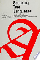 Speaking Two Languages