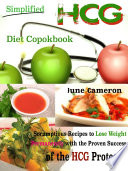 Simplified HCG Diet Cookbook
