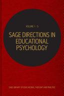 download ebook sage directions in educational psychology pdf epub