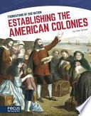 Establishing the American Colonies Book PDF