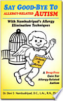 Say Good Bye to Allergy Related Autism