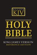Book KJV, Reference Bible, eBook