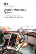 Control of Mechatronic Systems