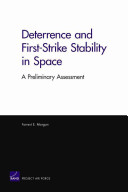 Deterrence and First strike Stability in Space