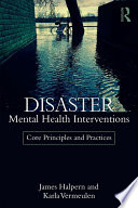 Disaster Mental Health Interventions