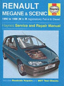 Renault Megane And Scenic Service And Repair Manual