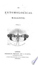 The Entomological Magazine ...