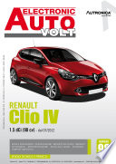 Manuale di elettronica Renault Clio IV - EAV98